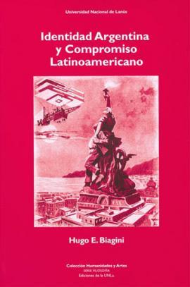 Cubierta para Identidad argentina y compromiso latinoamericano