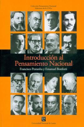 Cubierta para Introducción al Pensamiento Nacional