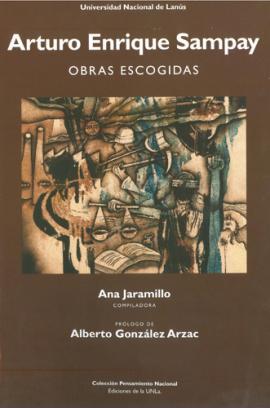 Cubierta para Arturo Enrique Sampay. Obras escogidas