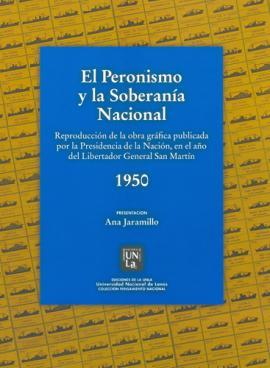 Cubierta para El peronismo y la soberanía nacional