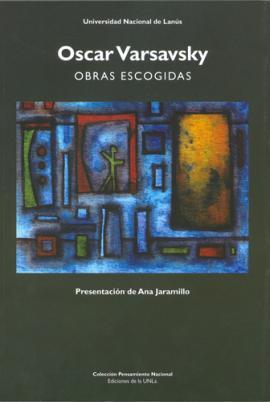 Cubierta para Oscar Varsavsky. Obras escogidas