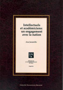 Cubierta para Intellectuels et académiciens, un engagement avec la Nation