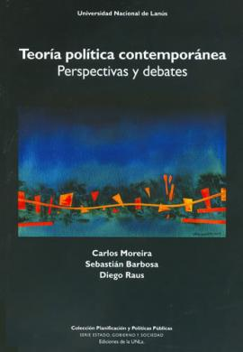 Cubierta para Teoría política contemporánea. Perspectivas y debates