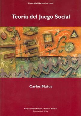 Cubierta para Teoría del juego social