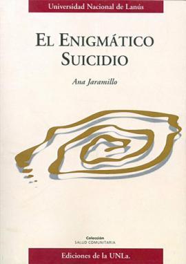 Cubierta para El enigmático suicidio