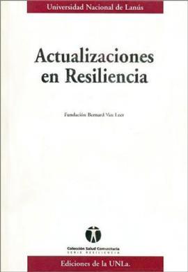 Cubierta para Actualizaciones en Resiliencia