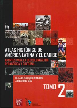 Cubierta para Tomo II. De la Revolución mexicana a nuestros días