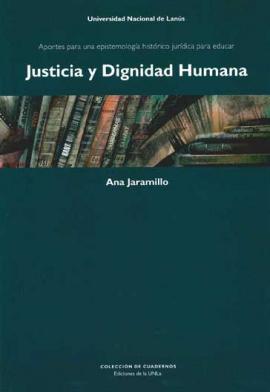 Cubierta para Justicia y dignidad humana