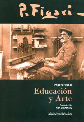 Cubierta para Educación y arte